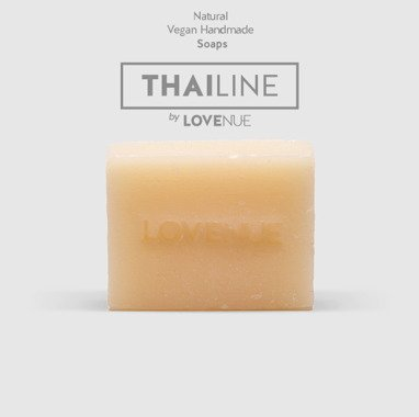 "Natural Soap - Vegan THAILINE ""Jasmine"" 20g"