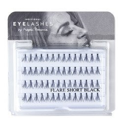 Fake individual eyelashes with knott, thickness 10 hairs, lenght 10 mm Lovenue by Magda Pieczonka (S)