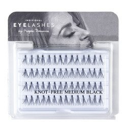 Fake individual eyelashes without knott, thickness 10 hairs, lenght 13 mm Lovenue by Magda Pieczonka (M)