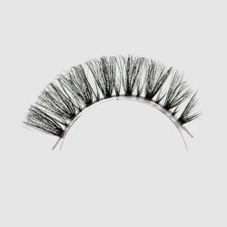 LOVENUE - Curled, silk faux lashes on a transparent band – No 13 Hot by Magda Pieczonka