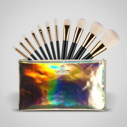 Set of 11 brushes BRUSHME by LOVENUE + vanity case