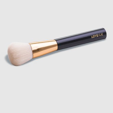 BRUSHME by LOVENUE No 10. BLUSH AND BRONZER BRUSH.