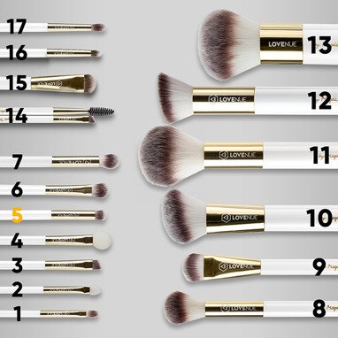 Eyeshadow Contour Brush No 5