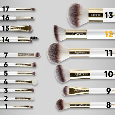 Foundation Brush No 12