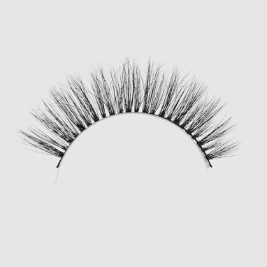 LOVENUE – Curled, silk faux lashes on a band – No 7 Glamour