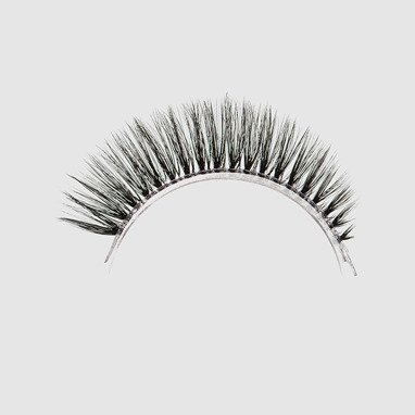 LOVENUE - silk faux lashes on a transparent band – No 12 NATURAL 2 by Magda Pieczonka