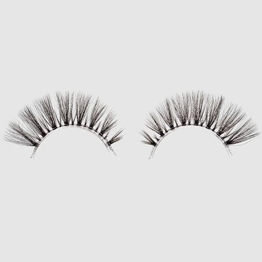 LOVENUE - silk faux lashes on a transparent band – No 13 HOT by Magda Pieczonka