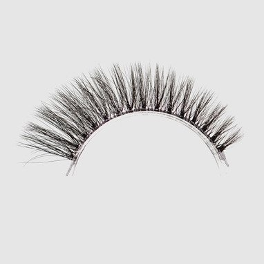 LOVENUE - silk faux lashes on a transparent band – No 2 MAGIC by Magda Pieczonka