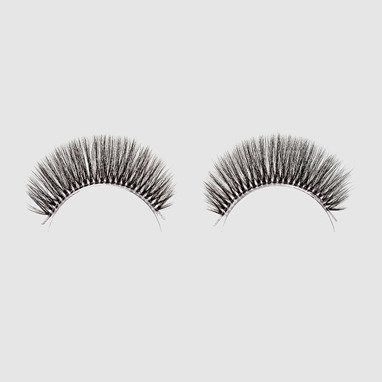 LOVENUE - silk faux lashes on a transparent band – No 6 BABY DOLL by Magda Pieczonka