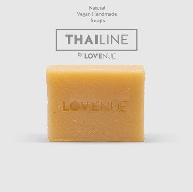 "Natural Soap - Vegan THAILINE ""Ylang-Ylang"" 20g"