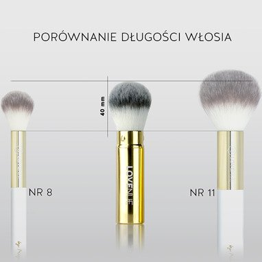 Powder and Bronzer Brush No 11