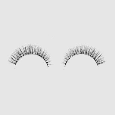 Silk faux lashes on a band – No.11 Natural