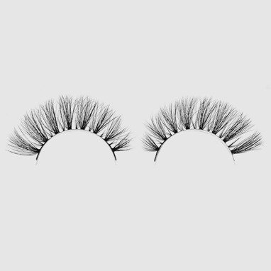 Silk faux lashes on a band – No.13 Hot