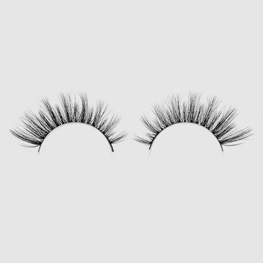 Silk faux lashes on a band – No.3 Cat eye
