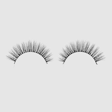 Silk faux lashes on a band – No.7 Glamour