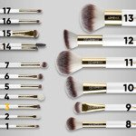 Eyeliner and Brow Brush No 3