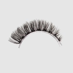 LOVENUE - Curled, silk faux lashes on a transparent band – No 8 BUTTERFLY by Magda Pieczonka