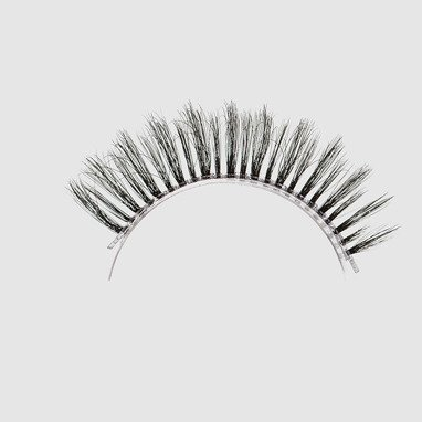 LOVENUE - Curled, silk faux lashes on a transparent band – No 7 GLAMOUR by Magda Pieczonka