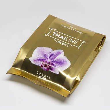 "Mydło naturalne THAILINE by Lovenue ""Orchidea"" 100g"